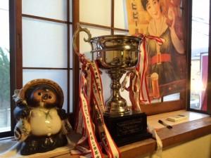 2015-5-4 サッカー優勝カップ