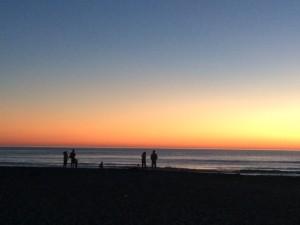 2015.7.27野績海岸夕陽