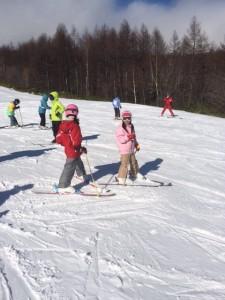 嬬恋 スキー場 ゆい