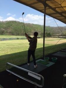 裕太 ゴルフ
