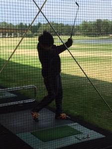 翔太 ゴルフ